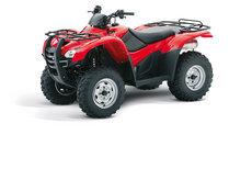 ATVs: Honda ATV - Rancher TRX420FA