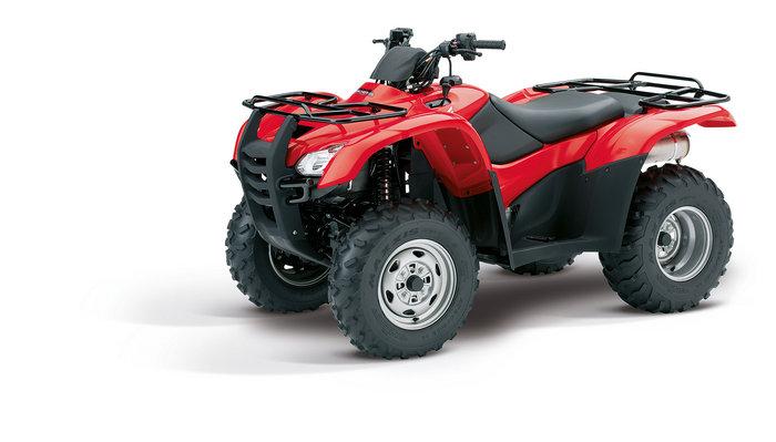 ATVs:                     Honda ATV - Rancher TRX420FE