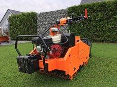 Gebrauchte  Gartentechnik: Eliet - Rasenbaumaschine GZC 750 (gebraucht)