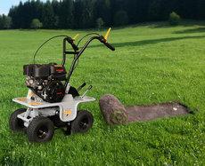 Mieten Gartenbaumaschinen: Komtek  - Rasenhobel (mieten)