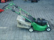 Benzinrasenmäher: Sabo - 54-A Economy