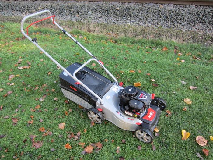 Gebrauchte                                          Benzinrasenmäher:                     AL-KO - Rasenmäher Benzin 42 cm (gebraucht)