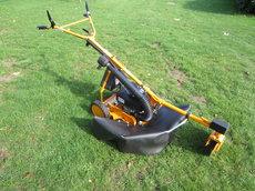 Gebrauchte  Rasenmäher: AS-Motor - Rasenmäher Benzin AS-Motor Baujahr 2015 (gebraucht)
