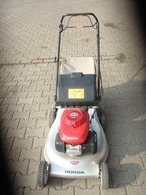 Gebrauchte  Benzinrasenmäher: Honda - Rasenmäher Honda HRG536CSD (gebraucht)