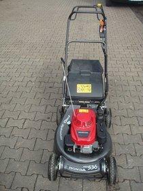 Gebrauchte  Profirasenmäher: Honda - Rasenmäher Honda HRH536HX (gebraucht)