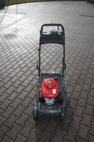 Gebrauchte Benzinrasenmäher: Honda - Rasenmäher Honda HRX426CSD (gebraucht)