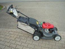 Gebrauchte Mulchrasenmäher: Honda - Rasenmäher Honda HRX537CVY (gebraucht)