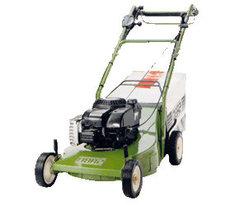 Mieten  Benzinrasenmäher: Rasenmäher gross mit Benzin-Motor - Rasenmäher gross mit Benzin-Motor (mieten)