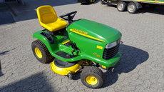 Gebrauchte  Rasenpflege: John Deere - Rasentraktor LT 180 (gebraucht)