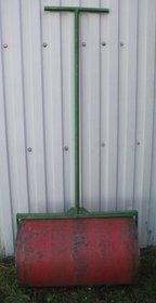 Gebrauchte  Rasenmäher: Viking - Rasenmäher Benzin 46 cm mit Antrieb - Motor neu (gebraucht)