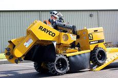 Mieten  Stubbenfräsen: RAYCO - RG25HD Baumstubbenfräse (mieten)