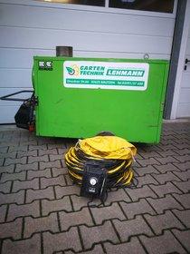 Mieten  Heiztechnik: REMKO - Remko 10kW Elektroheizung (mieten)