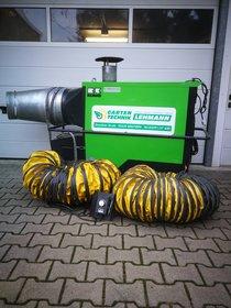 Mieten  Heiztechnik: Master - Master 10 kW Elektroheizung (mieten)