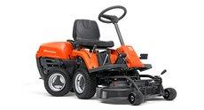 Gebrauchte  Frontmäher: Husqvarna - Allrad 2-Zylinder R 216 T AWD # THE ONE AND REAL AGRASSIC-MASTERPIECE # (gebraucht)