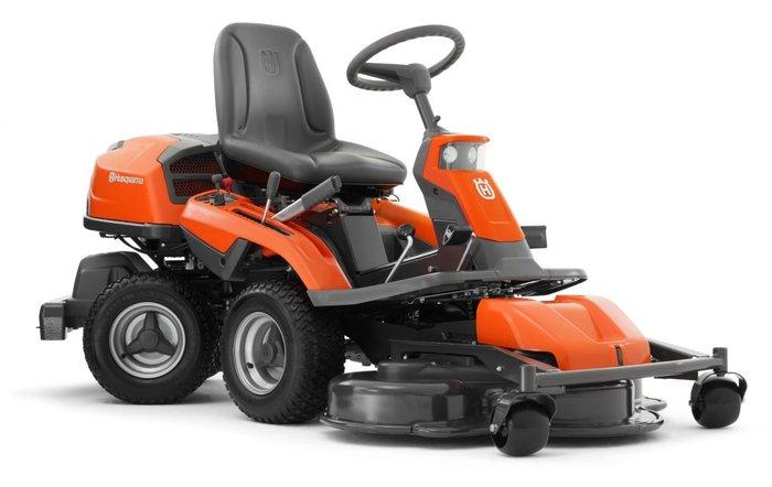 Angebote                                          Frontmäher:                     Husqvarna - Rider 214 T AWD baugleich R 216 AWD (Aktionsangebot!)