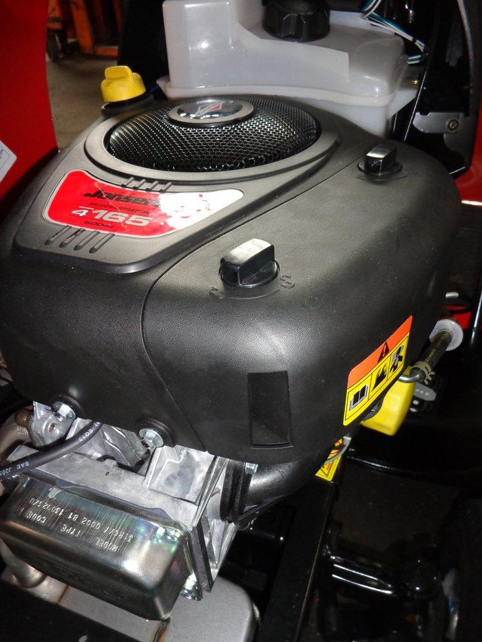 hochwertiger, starker und zuverlässiger Powerlieferant - druckgeschmierter Briggs und Stratton 500cm³ OHV Profimotor 4.155-series 15,5HP