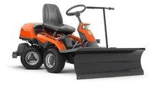 Angebote  Frontmäher: Husqvarna - Rider R 216T AWD komplett mit Frontmähwerk Combi 94 (Aktionsangebot!)