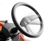 Die Servolenkung gestaltet das Fahren weniger anstrengend und dadurch angenehmer.