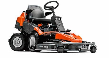 Frontmäher:                     Husqvarna - Rider R 422Ts AWD 112 cm