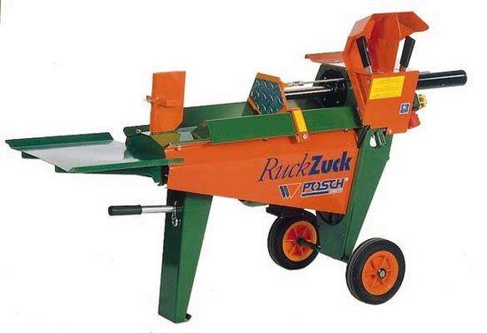 "Mieten                                          :                     Posch - RuckZuck E4-400 Hub 540 ""Turbo"" (mieten)"