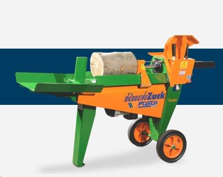 Holzspalter:                     Posch - RuckZuck E5,5 Turbo