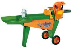 Holzspalter: Posch - SplitMaster 30 auf Rückewagen 30PS-R-1300