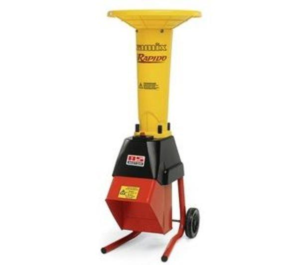 Mieten                                          Gartenhäcksler:                     AS-Motor - S-E 2.4/2 Rapido (mieten)