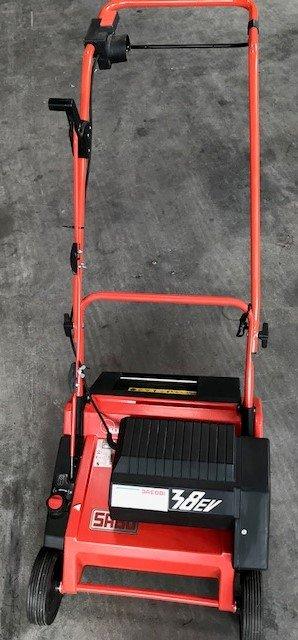 Gebrauchte                                          Vertikutierer:                     Sabo - SABO Elektro Vertikutierer (gebraucht)