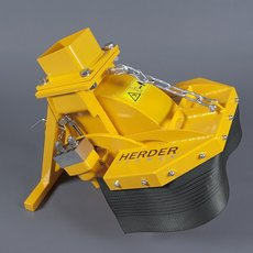 Stubbenfräsen: HERDER - SCE-410/550/800H Stubbenfräse Baggeranbau
