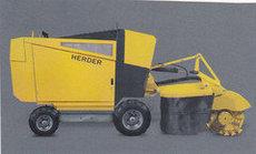 Stubbenfräsen: HERDER - SCW-550H-70 Stubbenfräse Fahrgestell