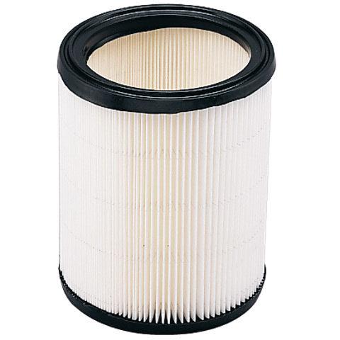 """Mehrfachfiltersystem  Durch die Kombination von Filtersack und Hauptfilter ergibt sich ein noch höherer Abscheidegrad. Dabei erfüllt bereits der Hauptfilter aus PET die Anforderungen der Staubklasse """"M"""". Zudem ist dieser Filter auswaschbar, dadurch hygienisch, wirtschaftlich und umweltschonend."""