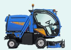 Frontmäher: Cramer - Tourno Compact 95 4WD