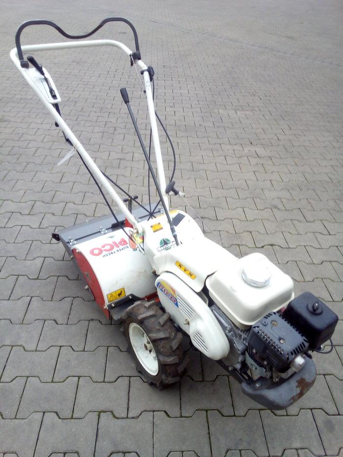 Gebrauchte                                          Bodenfräsen:                     Herkules - SF 600 D (gebraucht)