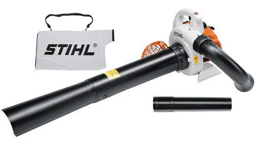 Laubbläser:                     Stihl - SH 56 C-E