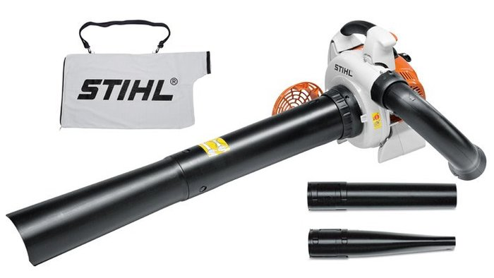 Kombigeräte:                     Stihl - SH 86