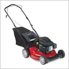 Benzinrasenmäher: Honda - HRD 536C HX