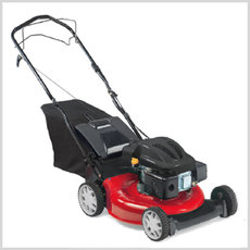 Benzinrasenmäher: MTD - Smart 395 PO