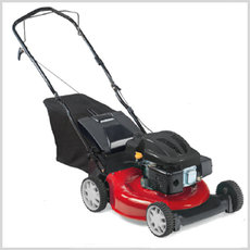Benzinrasenmäher: MTD - Smart 46 SPOE