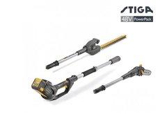 Kombigeräte: Stiga - SMT 48 AE Grundgerät mit Verlängerung