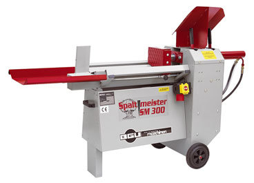 Holzspalter:                     BGU - SM 300 (400 V)