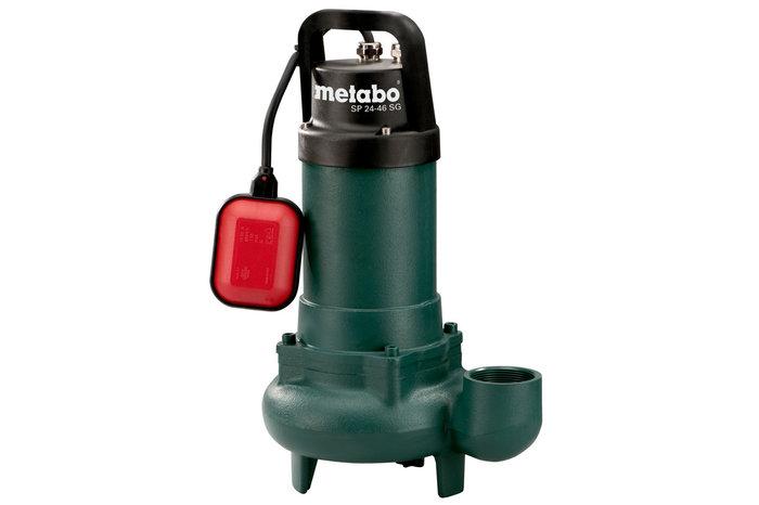 Schmutzwasserpumpen:                     Metabo - SP 24-46 SG