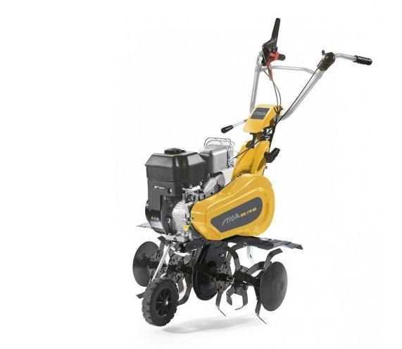 Motorhacken:                     Stiga - SRC 775 RB