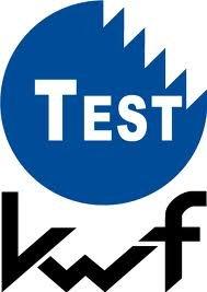 """Mit dem """"KWF-Test"""" –Zeichen werden Produkte ausgezeichnet, bei denen einzelne technische Merkmale erfolgreich geprüft wurden."""
