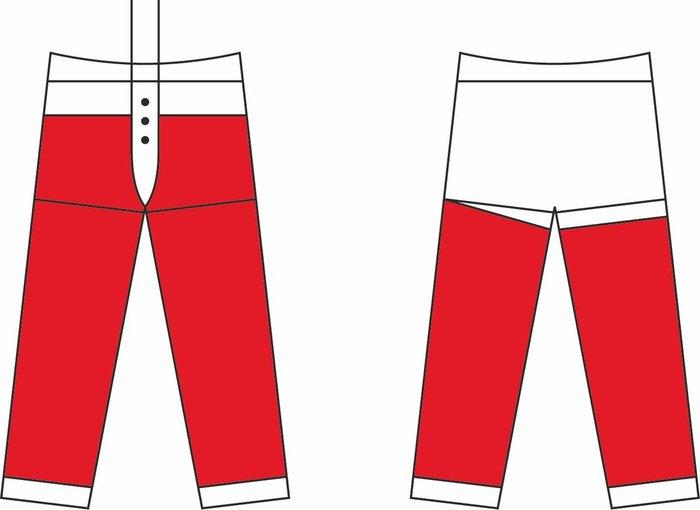 Welche Hose über welchen Schnittschutzbereich verfügt, kennzeichnen bei allen Latz- und Bundhosen Piktogramme. Auf diesen ist der Schnittschutzbereich der Hosen gemäß DIN EN 381 rot markiert.