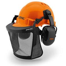 Schutzhelme: Stihl - STIHL Helmset DYNAMIC EXPERT - Mit Ratschenverstellung - Beidseitig tragbar
