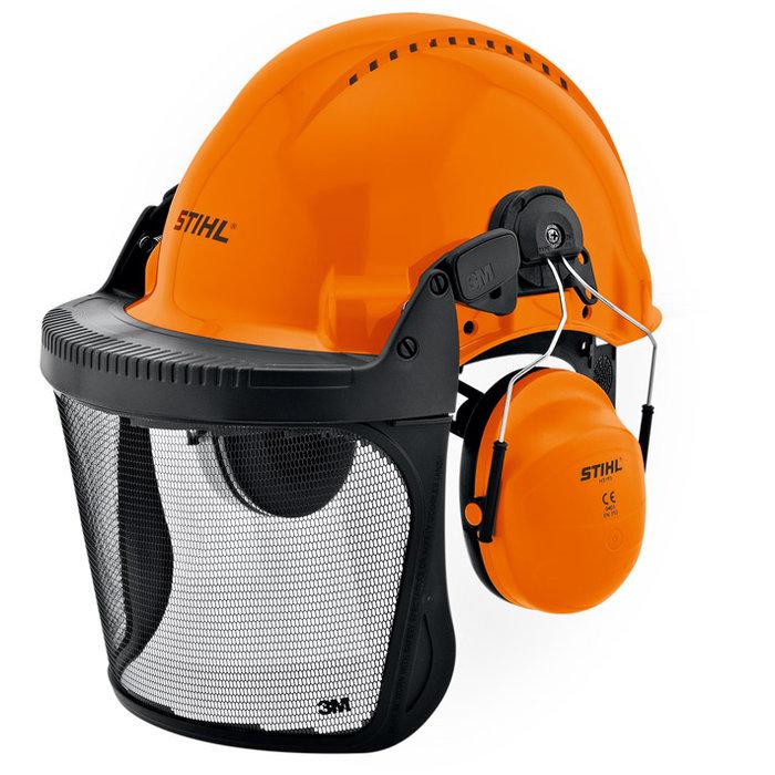 Schutzhelme:                     Stihl - STIHL Helmset DYNAMIC EXTREM mit Visiersystem V5C