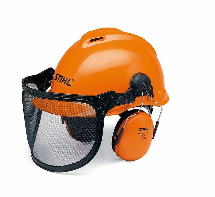 Schutzhelme:                     Stihl - STIHL Helmset STANDARD - Mit gutem Gehörschutz