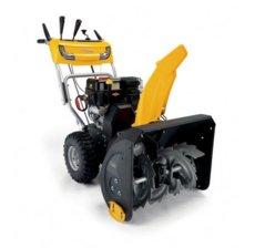 Schneefräsen: Honda - HSM 1380i ZE (Hybrid-Antrieb)