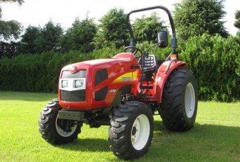 Landtechnik:                     Shibaura - ST 450 Schlepper