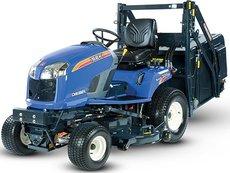 Gebrauchte  Kompakttraktoren: Iseki - SXG 326 Hochentleerung /Neugerät (gebraucht)